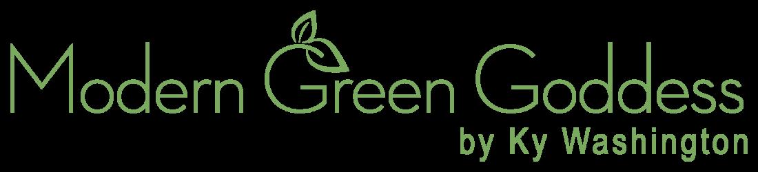 Modern Green Goddess