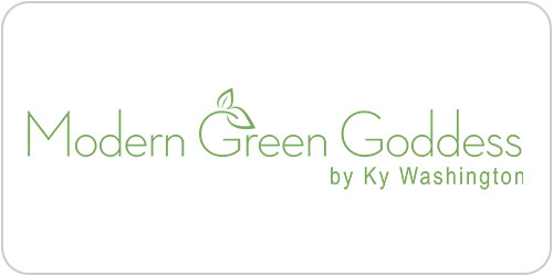 Modern Green Goddess Gift Cards