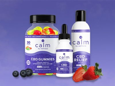 Calm by Wellness CBD Products